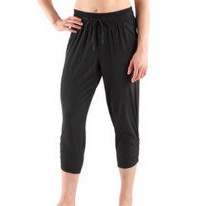 Prana Black Cropped Pants